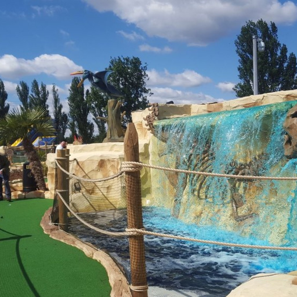 Adventure Mini Golf Manchester